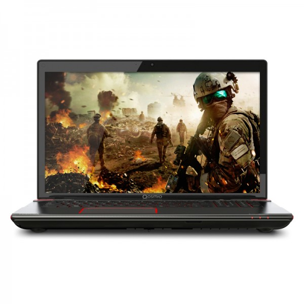 "Laptop Toshiba Qosmio X875-Q7290 ""3D"" Intel Core i7 3610QM 2.3GHz"