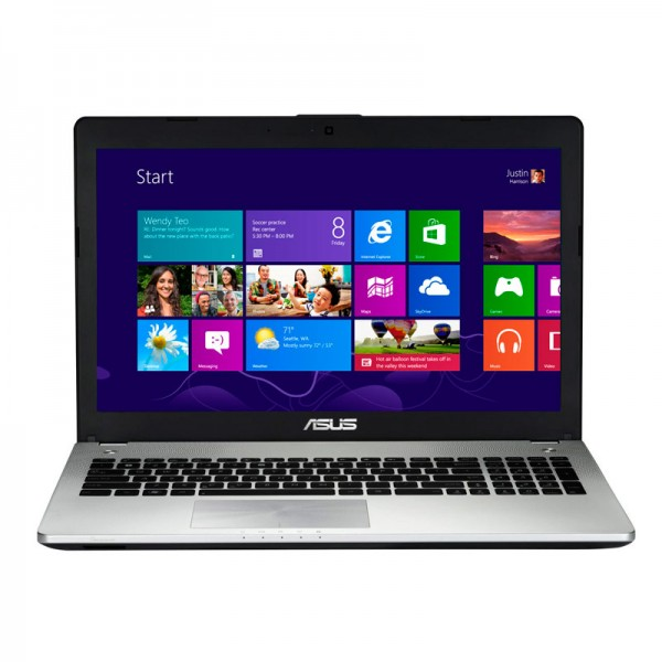 "Laptop Asus N56JN-XO063H Intel Core i7-4700HQ 2.4 GHz,RAM 12GB, HDD 1TB , Video 4GB , Blu-ray , 15.6""HD, Win 8.1"