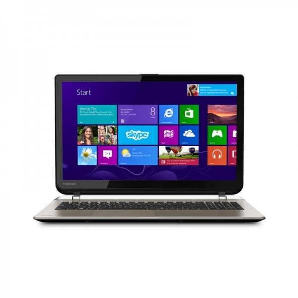 "Laptop Toshiba Satellite S55T-B5239, Intel Core i7-4510U 2.0GHz, RAM 12GB, HDD 1TB, 15.6"" HD TruBrite Touch, Win 8.1"