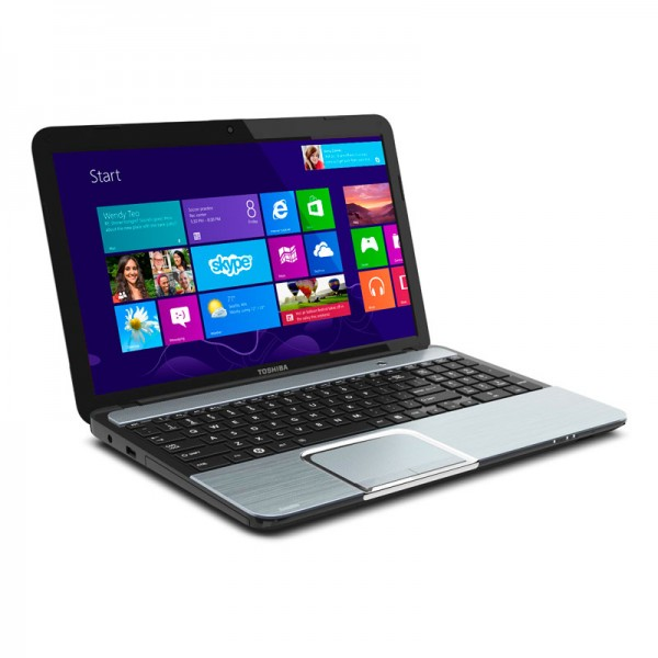 "Laptop Toshiba Satellite S855-S5188 Intel Core i7-3630QM 2.4Ghz, RAM 8GB, HDD 750GB, Video 2GB, DVD, LED 15.6""HD, Win 8"