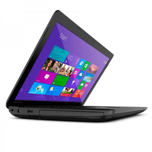 "Laptop Toshiba Satellite C55-C5240 Intel Core i5-5200U 2.2 GHz, RAM 8GB, HDD 1TB, DVD, LED 15.6"" HD, Windows 8.1"