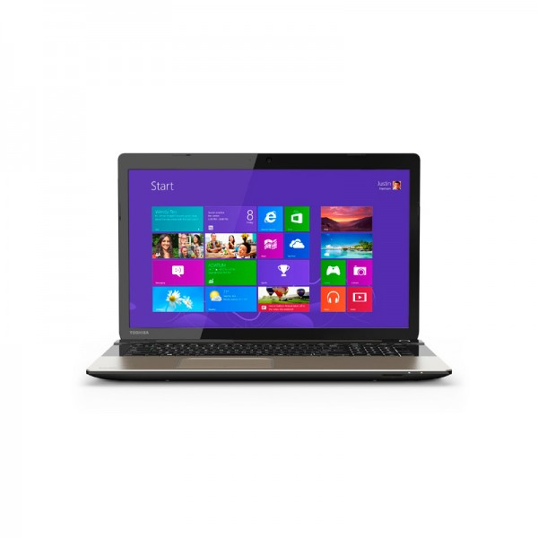 "Laptop Toshiba Satellite S75-B7218, Intel Core i7-4710HQ 2.5GHz, RAM 16GB, HDD 1TB, DVD, LED 17.3"" Full HD, Win 8.1"