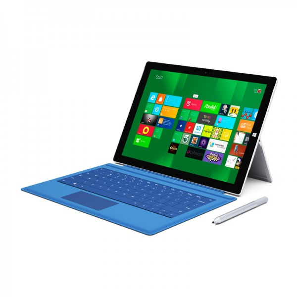 "Surface Pro 3, Procesador Intel Core i7, RAM 8GB, almacenamiento 512GB, Pantalla Touch 12.0"" Full HD Plus, Windows 8.1 Pro."