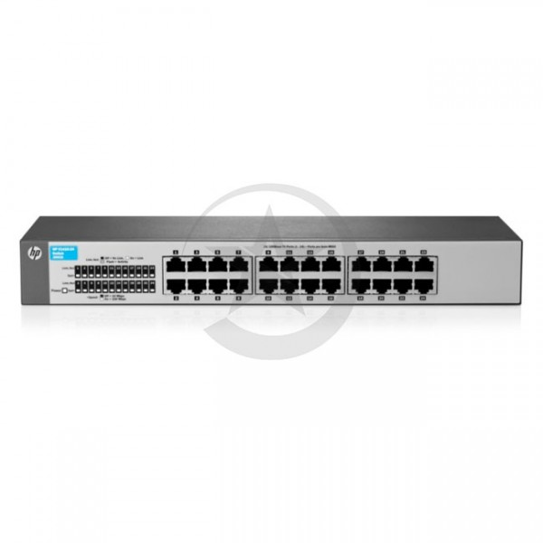 Switch HP OfficeConnect 1410 24 - 24 Puertos Fast Ethernet 10,100 - No Administrable