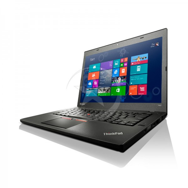 Laptop Lenovo ThinkPad T450 Intel Core i5-4300U 1.9GHz, RAM 8GB, HDD 500GB, LED 14. HD, Win 8.1 Pro ENG