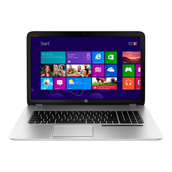 "Laptop HP ENVY 17-j150la Leap Motion ""Special Edition"" Intel Core i7-4702MQ 2.2GHz, Disco Duro 750GB, RAM 16GB, Pantalla LED 17.3""  HD"