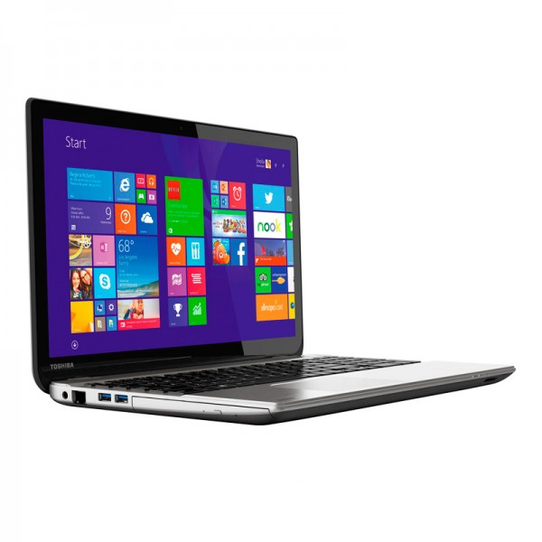 "Laptop Toshiba Satellite P55T-B5156 Intel Core i7 4720HQ 2.6GHz, RAM 12GB, HDD 2TB, Video 2GB ddr5 , Blu-ray,15.6"" Touch Ultra HD-4K, Win 8.1"