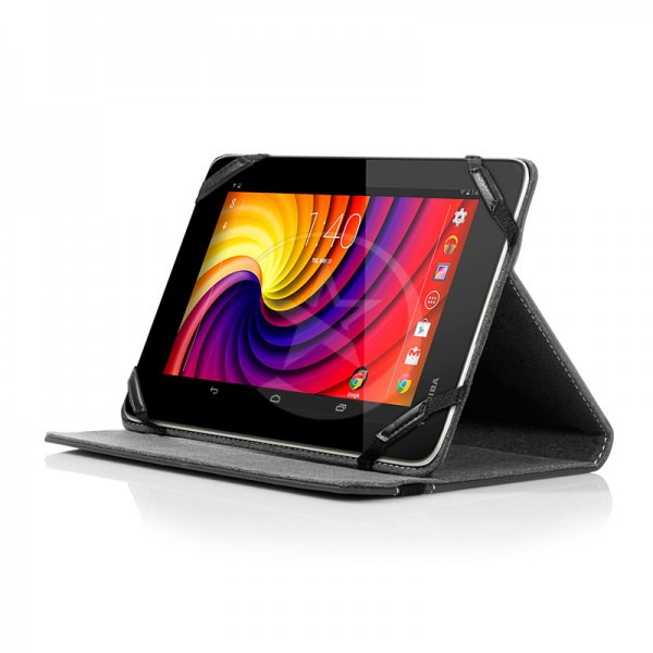 "Tablet Toshiba Excite 7C + Funda Targus, Almacenamiento 8GB, Multi Touch 7"", Android 4.2.2"