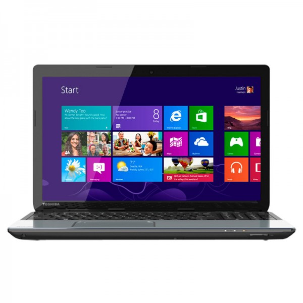 "Laptop Toshiba Satellite S50D-A-00G AMD Quad-Core A10 5745M 2.1 GHz,RAM 8GB, HDD 1TB, Video 1GB, DVD, 15.6""HD, Win 8"