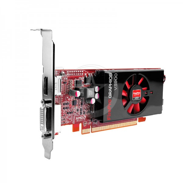 Tarjeta de Video AMD FirePro V3900, 1GB 128-bit DDR3, PCI Express 2.1