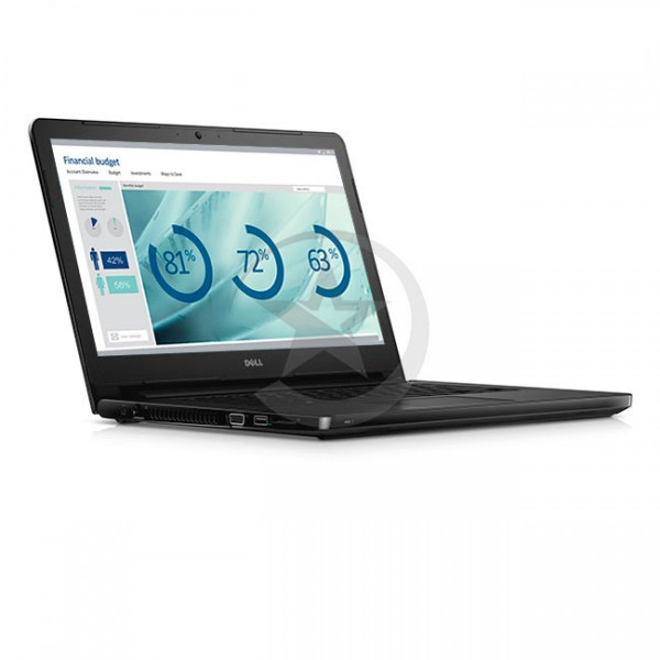"Laptop Dell Vostro 14-3458up Intel Core i3-4005u 1.7GHz, RAM 8GB, HDD  1TB, DVD+RW, LED 14"" HD"