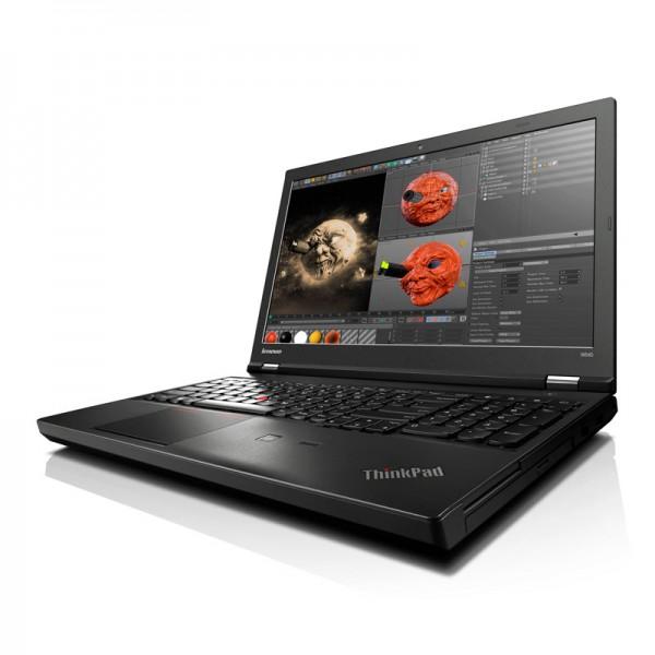 "Laptop Lenovo WorkStation ThinkPad W540 Intel Core i7 4800MQ 2.7GHz vPro, RAM 32GB, SSD 256GB, NVidia Quadro K2100 2GB, 15.5"" 3K UHD"