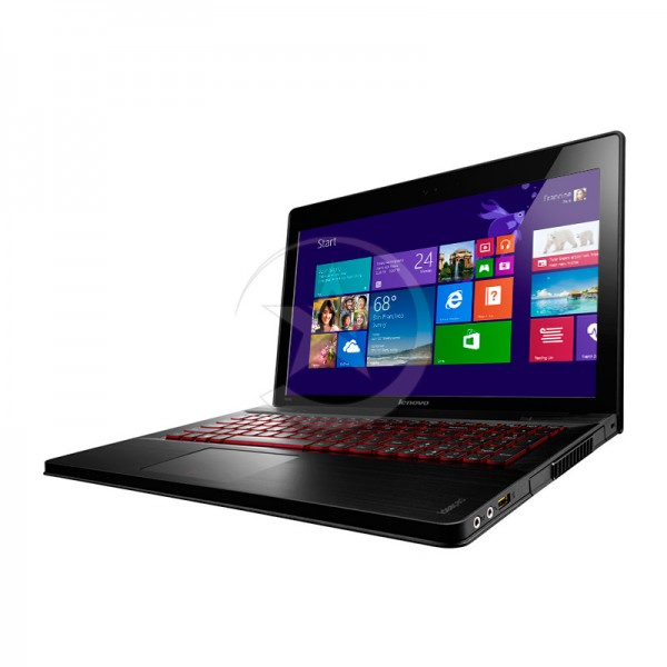 "Laptop Lenovo Ideapad Y510P, Intel Core  i7-4700MQ 2.40GHz, RAM 16GB, HDD 1TB, Video 2GB ddr5, DVD, LED 15.6"" HD, Win 8.1"