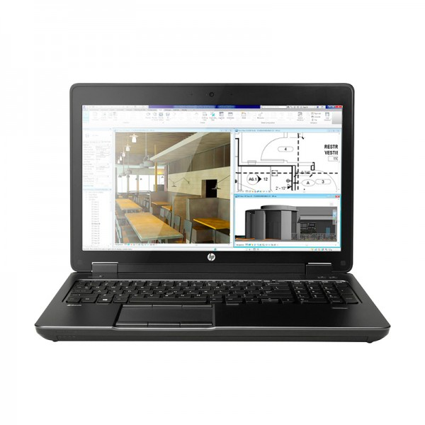 "Laptop HP ZBook 15 G2 Workstation, Intel Core i7-4710MQ 2.5GHz, RAM 16GB, HDD 1TB, Video 2GB Quadro K1100M, DVD-RW, 15.6"" Full HD, Win 8.1 Pro"