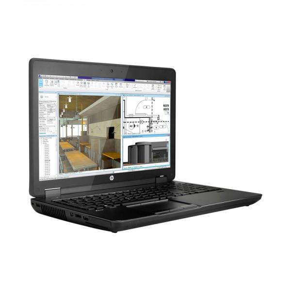 """Laptop HP ZBook 15 G2 Workstation Intel Core i7 4810MQ 2.8GHz, RAM 16GB, SSD 512GB , Video 2GB Quadro K1100, DVD,15.6"""" Full HD, Win 10 Pro"""