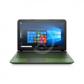 "Laptop HP Pavilion Gaming 15-AK005LA  Intel Core i7 6700HQ 2,6 GHz, RAM 16GB, HDD 1 TB, Video 4GB GTX ,  DVD, Cam-3D Sense, LED 15.6"" Full HD, Windows 10"