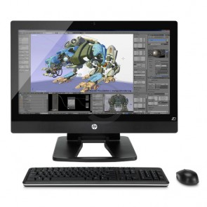 "PC Todo en Uno Workstation HP Z1 G2, Intel Core i7-4790 vPro 3.3GHz, RAM 16GB, HDD 1TB, DVD, LED 27"" Retina QHD, Windows 8.1 Pro"
