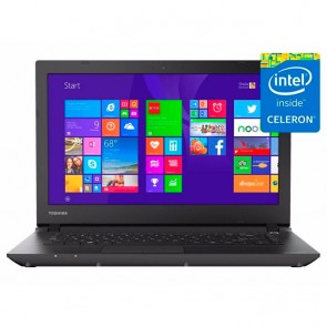 "Laptop Toshiba Satellite C45-C4201U  Intel® Celeron® N3050  2.16 GHz, RAM 4GB, HDD 500GB, DVD,LED 14"" HD, Win8.1"