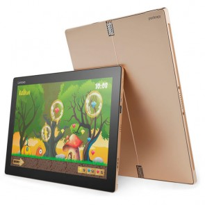 "Laptop Convertible Lenovo IdeaPad Miix 700 Core M5-6Y54 1.1GHz, RAM 8GB, SSD 256GB, LED 12"" QHD+ Touch, Lápiz, Win 10 Pro"