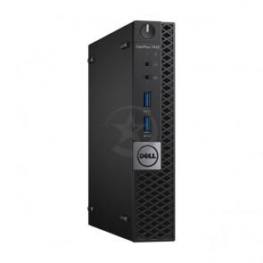 PC Dell OptiPlex 7040 Micro Intel Core i7-6700T 2.8GHz (vPro) RAM 8GB, SSD 512GB, Windows 10 Pro