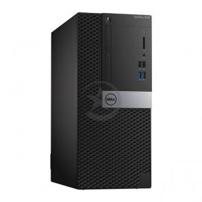 CPU Dell OptiPlex 3040 MT Intel Core i5-6500 3.2GHz(vPro), RAM 4GB, HDD 500GB, DVD+RW, Windows 10  Pro