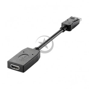 Adaptador HP DisplayPort a HDMI (BP937AA)