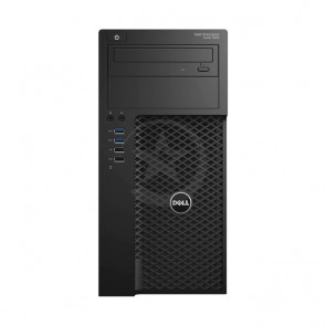 PC Dell WorkStation Precision 3620 Torre, Intel Core Xeon E3-1245 v.5 3.5 GHz, RAM 16GB , HDD 2TB+ SSD 480GB , Video 4GB Quadro K2200, DVD, Win 10 Pro
