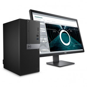 CPU Dell OptiPlex 7040  Intel Core i5 6500 3.2 GHz(vPro), RAM 8GB, HDD 500GB, DVD, Windows 10 Pro + Monitor DELL E1916HV