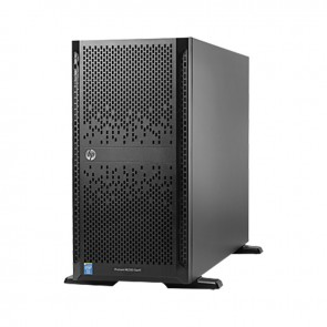 Servidor HPE ProLiant ML350 Gen9 Doble procesador  Intel Xeon Ten-Core E5-2650v3 - 2.3GHz , RAM 32GB ECC , 2 discos x 600GB SAS 10K