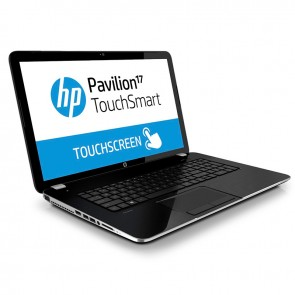 "Laptop HP Pavilion TouchSmart 17T-F100-Y2Z7  Intel Core i7-4510U 2.0 GHz, RAM 12GB, HDD 1TB, Video 2GB, DVD, 17.3"" Full HD Touch , Windows 8.1"