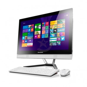 "PC Todo en Uno Lenovo C40-30, Intel Core i3-5005U 2.0GHz, RAM 4GB, HDD 1 TB, DVD, LED 21.5"" Full HD, Win 10 Home"
