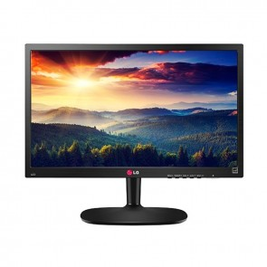 "Monitor LED LG 19M35A-B 18.5"" HD"