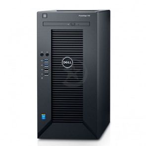 Servidor DELL PowerEdge T30 Intel Xeón E3-1225 v5  (8M Cache, 3.30 GHz), RAM 32GB ECC, HDD 4TB, DVD