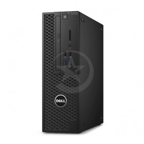 PC Dell WorkStation Precision 3420 SFF Intel Xeon® Quad Core E3-1225 v.5 3.30GHz, RAM 16GB , SSD 256GB ó HDD 1 TB , Video 4GB Quadro K1200 , DVD, Win 10 Pro