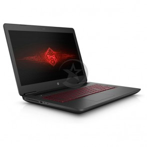 "Laptop HP Omen 17-w202la Intel Core i7-7700HQ 2.8GHz, RAM 12GB, HDD 1TB, Video 4GB GTX1050, DVD,  LED 17.3"" Full-HD , Windows 10"