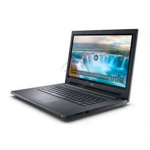 "Laptop Dell Inspiron 14 3442 Intel Core i3 4005U 1.70GHz, RAM 4GB, HDD 1TB, DVD, LED 14"" HD, Windows 10"