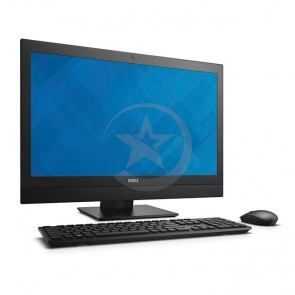 "PC Todo en Uno Dell OptiPlex 7440  Intel Core i5-6500 3.2GHz, RAM 8GB, SSD 256GB PCIe, DVD, LED 23.8"" Full HD, Win 10 Pro"
