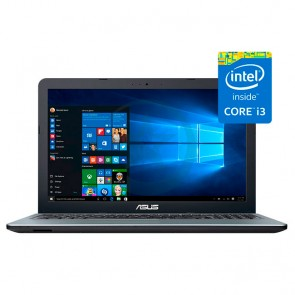 "Laptop Asus X540LA-XX053T, Core i3-4005U, RAM 4GB, HD 	1 TB, DVD, LED 15.6"" HD, Windows 10"