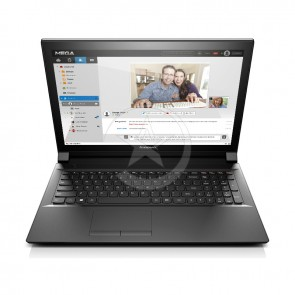 "Laptop Lenovo B50-80UP, Intel Core i5-5200U 2.2GHz, RAM 8GB, HDD 1TB, DVD-RW , LED 15.6"" HD"