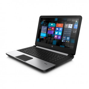 "Laptop HP 340 G2 Intel Core i5-5200U 2.2GHz, RAM 8GB, HDD 750GB, DVD, LED 14.0"" HD , Win 8.1 Pro"