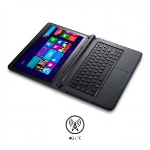 "Laptop Dell Latitude 3340 4G LTE  Intel Dual Core 2957U 1.4GHz, RAM 4GB, HDD 500GB,Gobi 4G LTE, 13.3"" HD, Win 8.1"