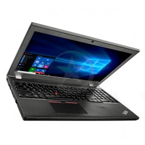 "Ultrabook Lenovo ThinkPad T550 lntel Core i5-5200u 2.2GHz, RAM 8GB, HDD 500GB + SSD 16GB ,LED 15.6"" HD, Win 10 Pro Eng"