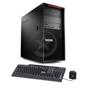 PC WorkStation Lenovo ThinkStation P300 Xeon® E3 -1241 v3 3.3GHz, RAM 16GB , HDD 1TB + SSD 128GB , Video 2GB Quadro K2000 2GB ddr5, DVD, Windows 8.1 Pro