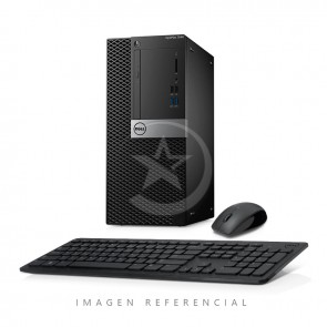 CPU Dell OptiPlex 7040 Torre Intel Core i5 6500 3.2 GHz(vPro), RAM 8GB, HDD 500GB, DVD, Windows 10 Pro