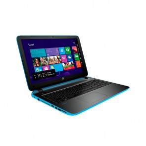 "Laptop HP Pavilion 15-P002la  AMD Elite Quad-Core A8-6410 2.4 GHz, RAM 8GB, HDD 750GB, Video 2GB, DVD, 15.6""HD, Windows 8.1"