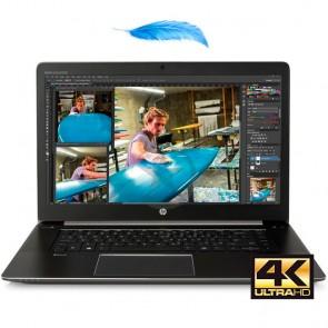 "Laptop HP ZBook 15 Studio G3-4K Workstation Intel Core i7 6700HQ 2.6GHz, RAM 16GB, SSD 512GB PCIe, Video 4GB Quadro M1000m, LED 15.6"" UHD-4K, Win 10 Pro"