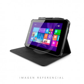 "Tablet HP Pro 408 G1, Intel Atom Z3736F 1.33GHz, SSD 32 Gb, RAM 2 Gb, LED 8"" IPS Touch, Doble camara, Windows 8.1"