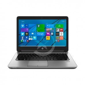 "Laptop HP ProBook 640 G1, Intel Core i7-4702MQ 2.3GHz, RAM 16GB, HDD 750, Video 1GB Radeon HD 8750M, DVD, LED 14"" HD, Win8.1 Pro"