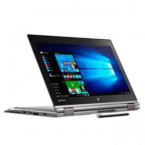 "Ultrabook Lenovo ThinkPad Yoga 260 , Intel Core i7-6500U 2.5GHz, RAM 8Gb, SSD 256Gb, LED 12.5"" Full HD Touch 360, Win 10 Pro + Lápiz"