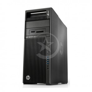 PC WorkStation HP Z640 Doble procesador Intel Xeon TEN-Core E5-2650 v.3 2.3GHz, RAM 128GB DDR4 ECC, HDD 4TB + 960GB SSD, NVIDIA Quadro K6000 12GB ddr5, DVD, Win 8.1 Pro